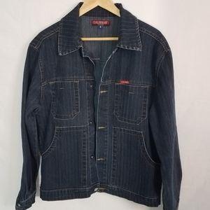 Men's  classic trucker Jean coat !!!